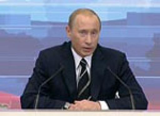 Путин не хочет вмешиваться в решение вопроса касающегося Чебоксарской ГЭС