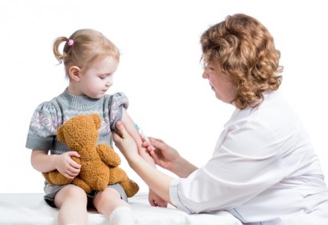 В Марий Эл вакцинируют от гриппа 64 тысячи детей