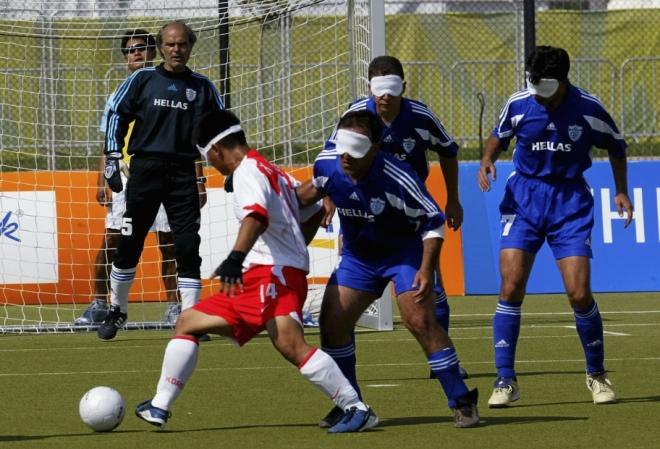 У футболистов Марий Эл есть шанс попасть на Паралимпийские игры в Рио-де-Жанейро