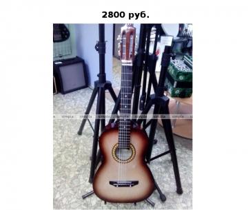 Гитара классическая К-2