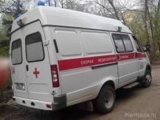 На улице Эшкинина — ГИБДД, скорая помощь, пожарные