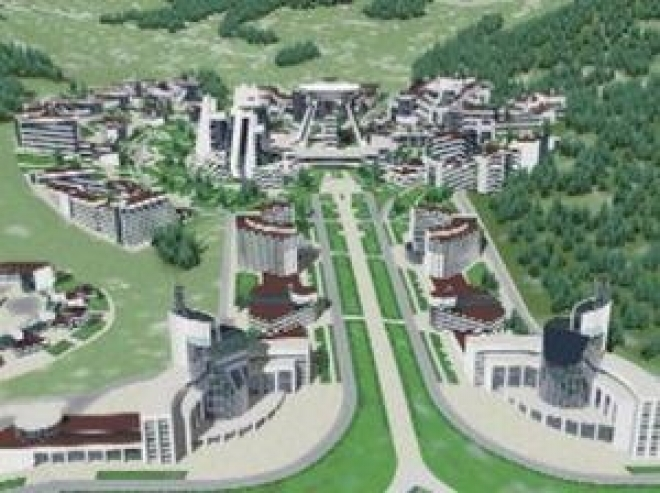 Строительство самого крупного в России казино проинвестирует компания из Йошкар-Олы