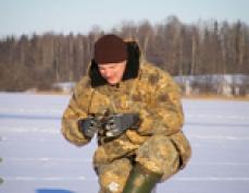 Силовики Марий Эл сменят оружие на рыболовные снасти