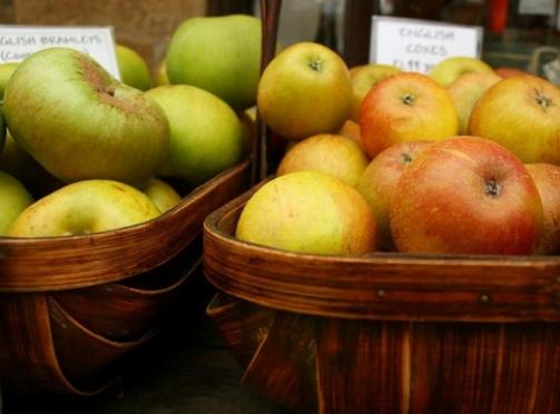 В России задержано 20 тонн польских яблок