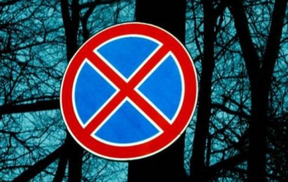 В Йошкар-Оле запрещено парковаться вдоль Царьградского проспекта