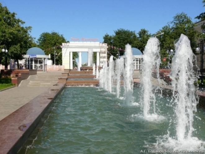В Йошкар-Оле перестают бить фонтаны