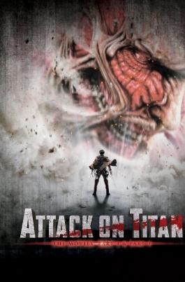 Атака титанов. Фильм второй: Конец светаShingeki no kyojin: Attack on Titan - End of the World постер