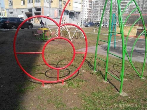На состояние детских и спортивных площадок можно жаловаться в ОНФ