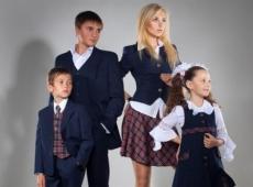 В регионах введут типовую школьную форму