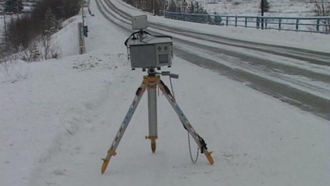 ГИБДД информирует водителей, где установлены камеры видеофиксации «Арена»