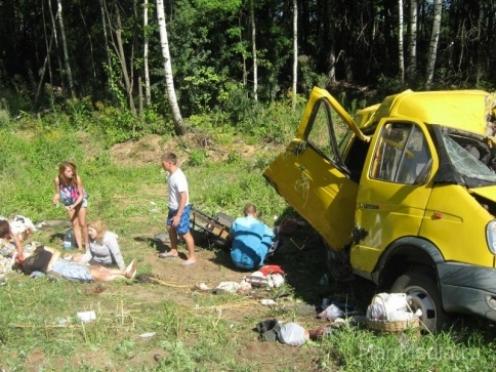 Суд приговорил виновника ДТП в Нижегородской области к трем годам колонии-поселения