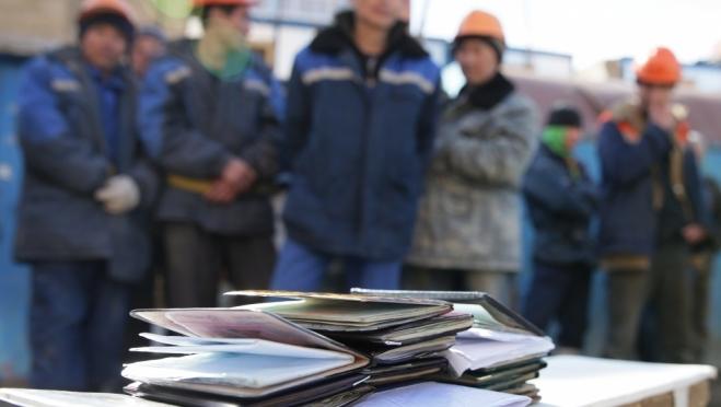 В России иностранных рабочих станет меньше