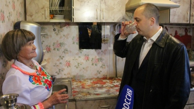 У жителей деревни Якимово появилась чистая питьевая вода