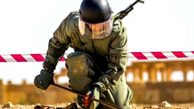 В Марий Эл шесть сапёров получили книжки взрывников