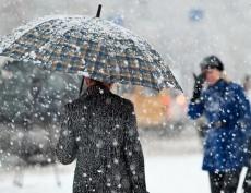 На Марий Эл надвигается снежный циклон