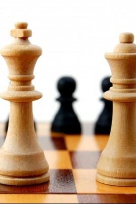 Соревнования по шахматам «Белая Ладья» постер