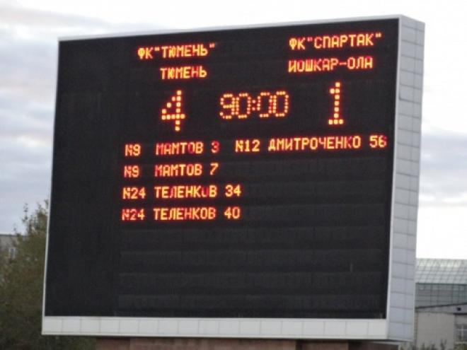 «Спартак» проиграл одному из фаворитов чемпионата