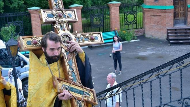 В Марий Эл прибудет Крест с частицами Ризы Господней