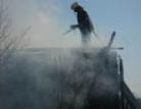 Жители Марий Эл не дают отдыха пожарным