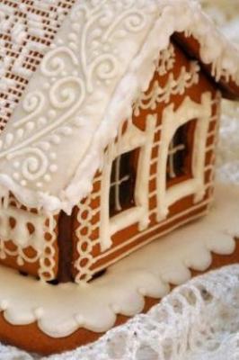 Пряничный домик для детей