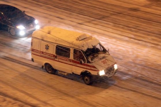 Гололедица в Йошкар-Оле: два человека сломали позвоночник