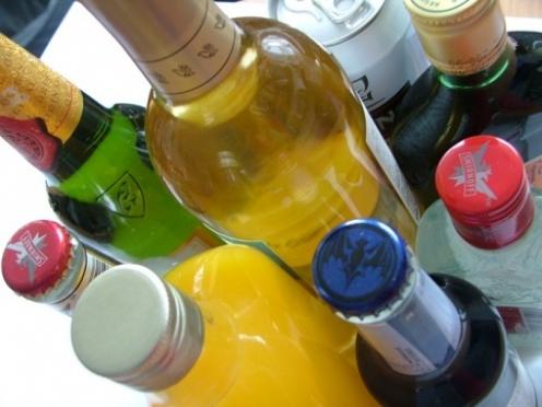 Украинский алкоголь запретили ввозить на территорию России