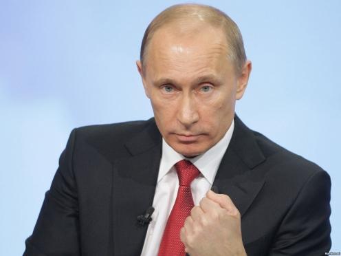 Владимир Путин вновь занял первую строчку в списке самых влиятельных людей мира по версии Forbes