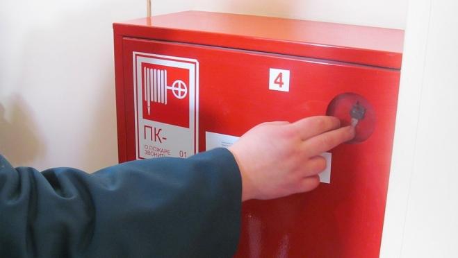 Пожарная безопасность обошлась директору торгового центра в шесть тысяч рублей