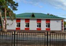 Новое здание районной больницы открыто в поселке Юрино