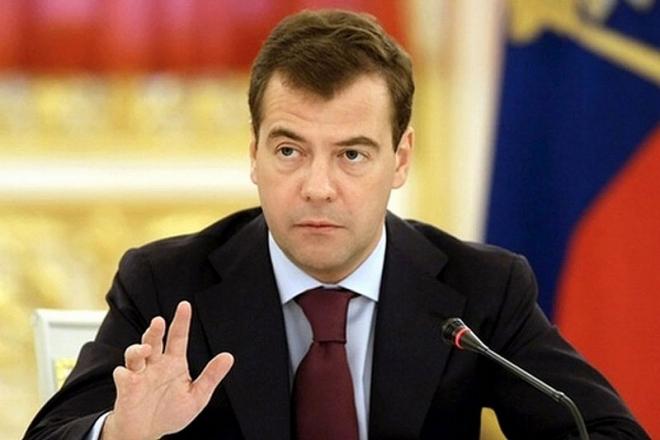 Дмитрий Медведев принял главу Марий Эл Леонида Маркелова