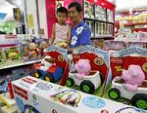 Маленьких йошкаролинцев избавили от токсичных игрушек