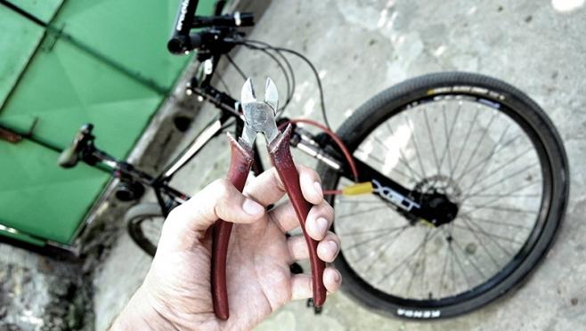 Тросовые замки не спасают йошкаролинцев от краж велосипедов