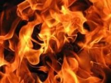 Сегодня ночью в огне погибло два человека