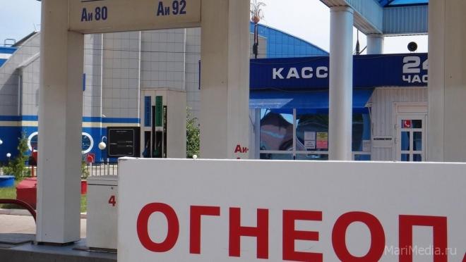 Глава Марий Эл поставил задачу контролировать ситуацию с ценами на бензин