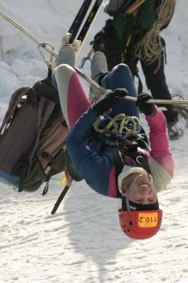Чемпионат Республики Марий Эл по спортивному туризму на лыжных дистанциях постер