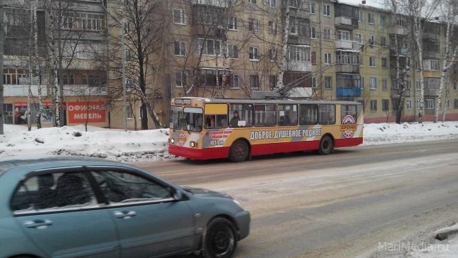 В маршрут движения троллейбуса №1 внесены изменения