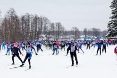 В Марий Эл на «Лыжню России-2015» вышли 20 тысяч человек