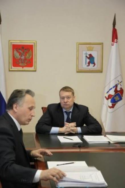 Леонид Маркелов принял участие в видеоконференции с Дмитрием Медведевым