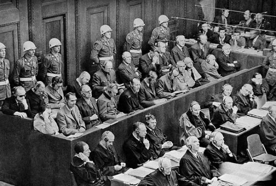В Йошкар-Оле открывается выставка рассекреченных документов по Нюрнбергскому процессу