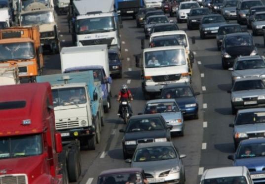 Водителям грузовиков стоит быть осторожнее в Москве