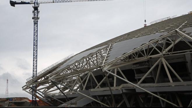 В Самаре при строительстве стадиона к ЧМ недосчитались двух миллиардов рублей
