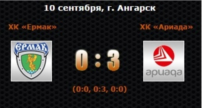 Волжская «Ариада» начала новый сезон с гостевой победы