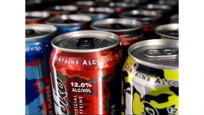 В России запретили слабоалкогольные энергетики