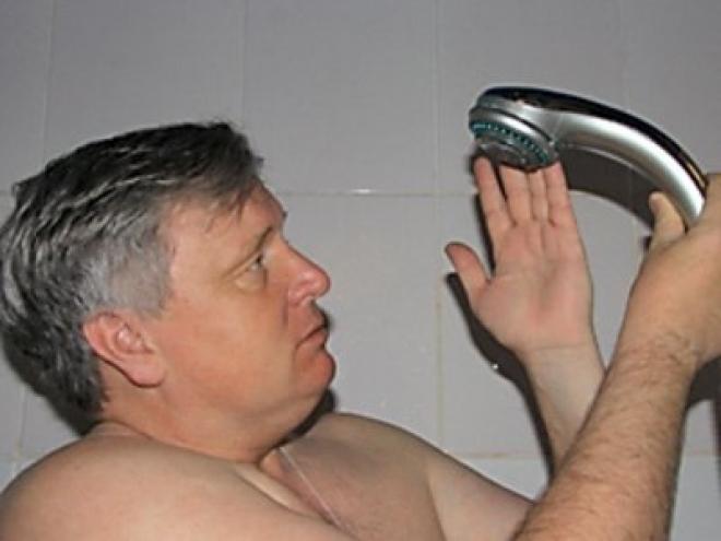 Мэрия Йошкар-Олы рекомендует принять душ сегодня