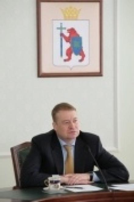 Леонид Маркелов встретился с перспективной молодежью - участниками форума «iВолга-2013»