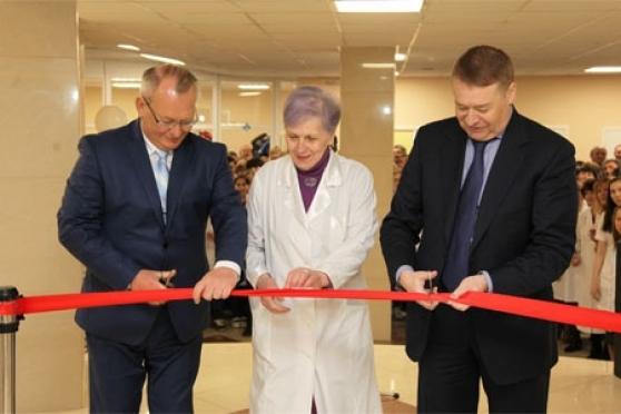 В Йошкар-Оле открылся первый и пока единственный в регионе Центр здоровья детей