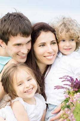 Секреты счастливой семьи постер
