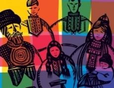 Жизнь Марий Эл в живописи и современном дизайне. Интервью с художником Татьяной Мартьяновой