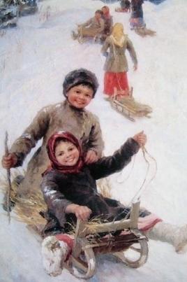 Масленица постер