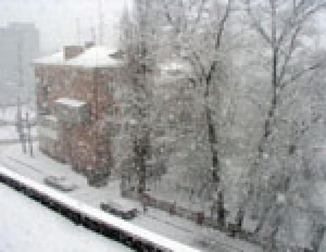 Жителей Марий Эл зимой 2007-2008 гг. ждёт «стандартная» погода